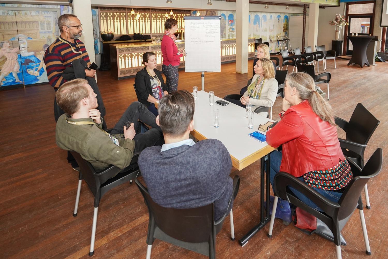 Workshop duurzaamheid in de wijk
