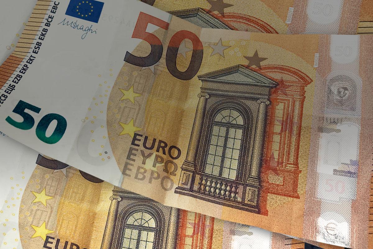 Armoede, slechts € 50,- per week
