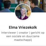 Contact Elma Vriezekolk LinkedIn